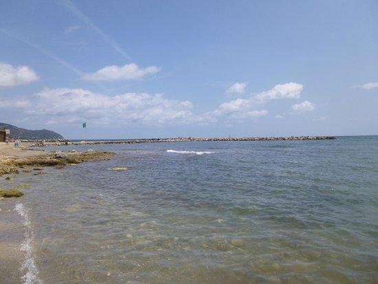 Hotel Cala Bona: cala bona beach
