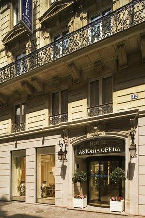 Hotel Astoria - Astotel: Façade