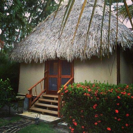 Turtle Inn: Our hut
