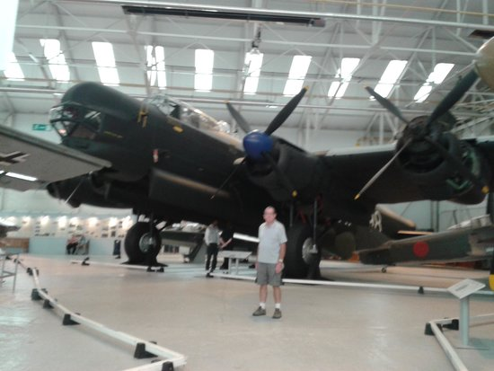 Royal Air Force Museum, Cosford: Lincoln