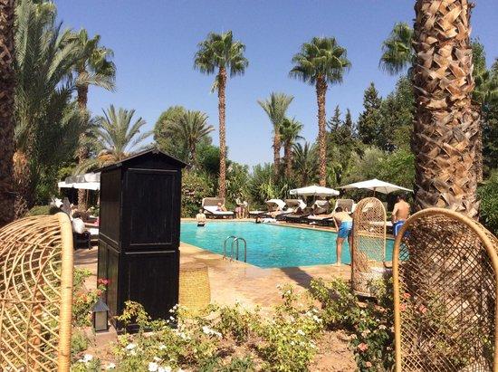 Palais de l'O : pool