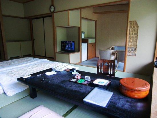 和洋室の部屋