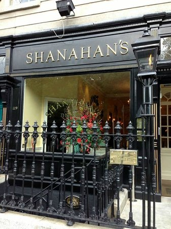 Shanahan's on The Green : Entrée