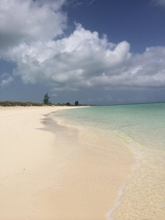 COMO Parrot Cay, Turks and Caicos: beach