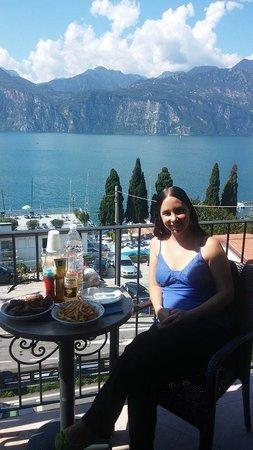 Hotel Capri: jacuzzi