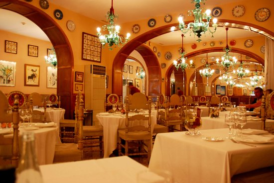 Hotel Duran: la sala pranzo