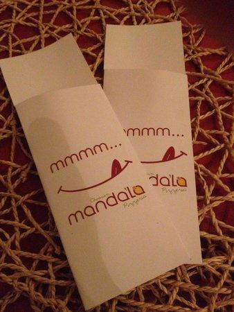 Pizzeria Mandala: Mmmm