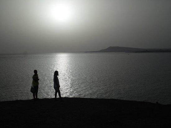 Playa de Papagayo: tramonto al papagayo