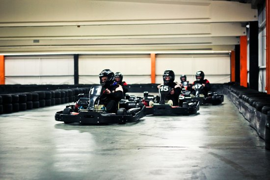 ‪Galway City Karting‬