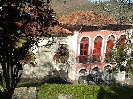Grande Hotel de Ouro Preto: Vista do quarto do Grande Hotel