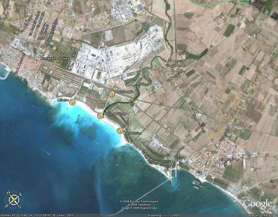 Bagno Lillatro : Lillatro spiagge bianche picture of guerrini hotel