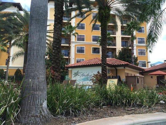 Floridays Resort: vista