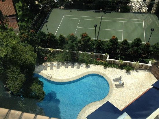 The Elizabeth Hotel by Far East Hospitality: View from room