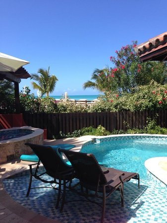 Sandals Grande Antigua Resort & Spa : Our Vill 911-Room with a view