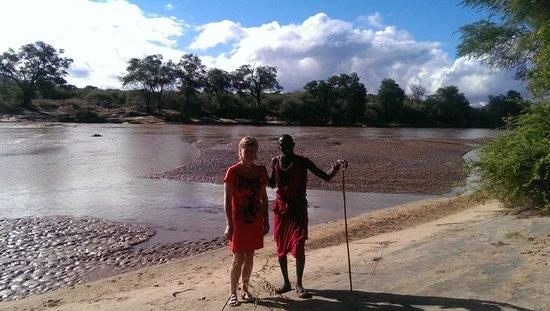 Loyk Tsavo Camp: с личной охраной