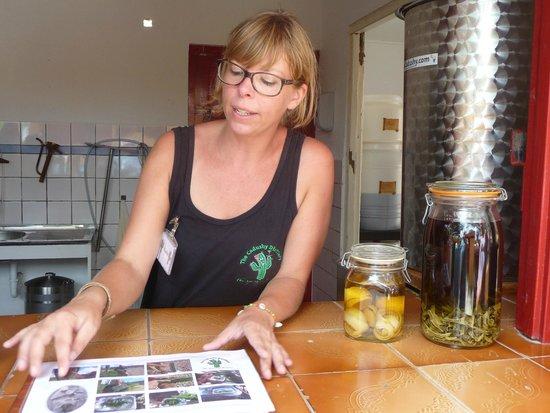 The Cadushy Distillery: nog meer uitleg