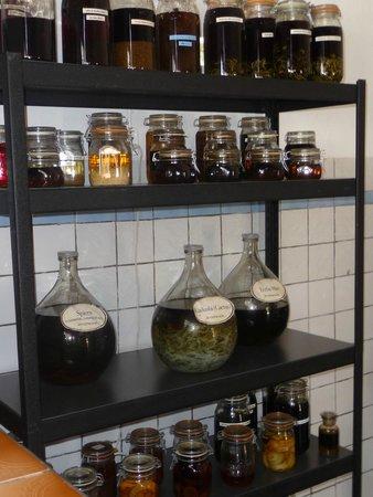 The Cadushy Distillery: Het proces