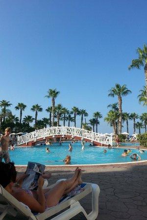 Anastasia Hotel Apartments: pool
