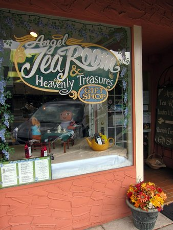 Photo of Restaurant Angel Tea Room at 37847 Meridian Ave, Dade City, FL 33525, United States