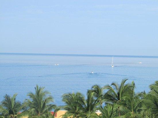 Club Regina Puerto Vallarta: View from our 8th floor room