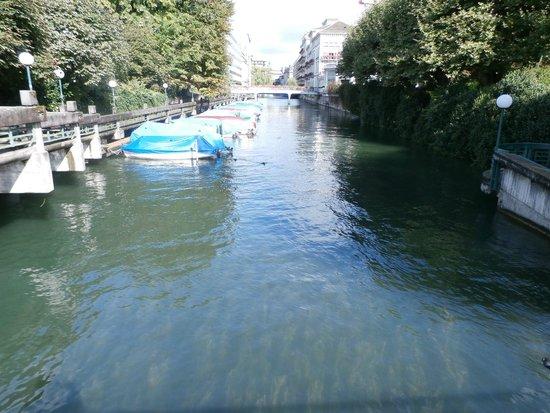 Schanzengraben Canal