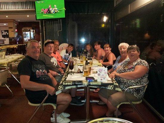 The Grapevine: My 50th birthday dinner x