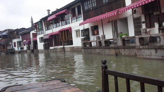 Shanghais ancient water towns