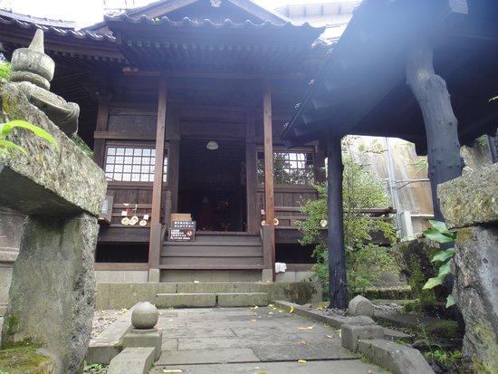 Kurokawa Onsen : 地蔵堂