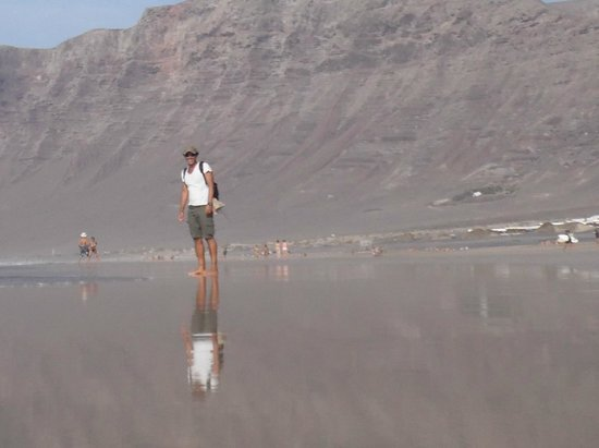 Playa Famara: altri riflessi