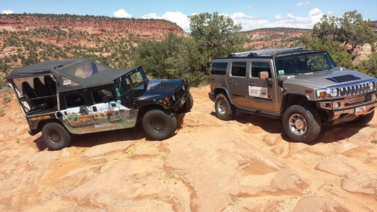 Windows Of The West Hummer Tours