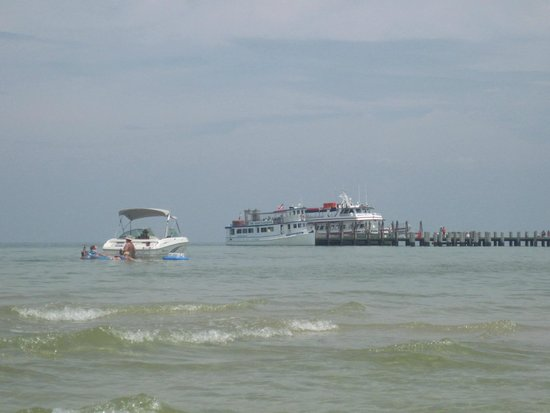 Best Beach In Mississippi Review Of Ship Island Excursions Biloxi Ms Tripadvisor