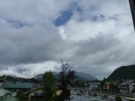 Hotel Haymon : The view from my balcony.
