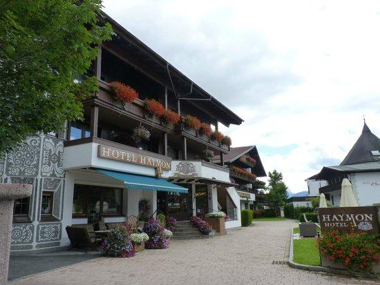 The Hotel Haymon.