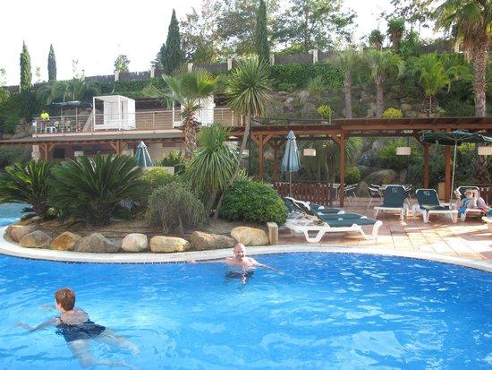 Golden Bahia de Tossa : piscine