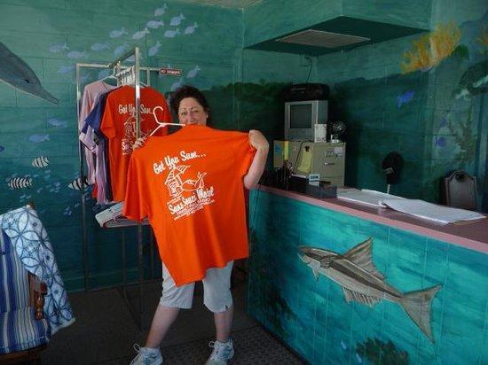Tammie at Sans Souci Motel - Hampton, VA