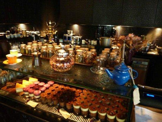 Efendi Tea & Coffee House: fresh turkish tea
