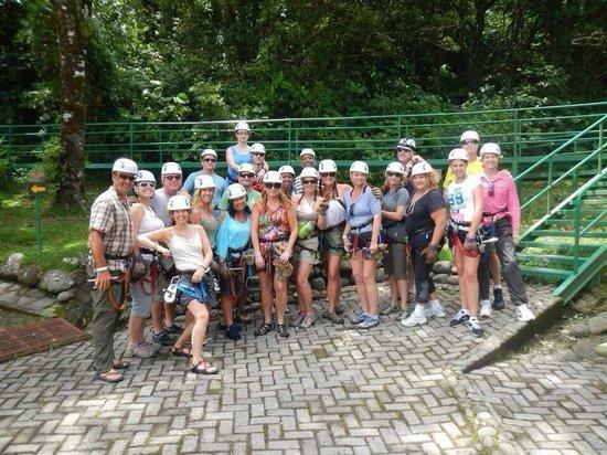 Monteverde Extremo Park : Monteverde Zip Line