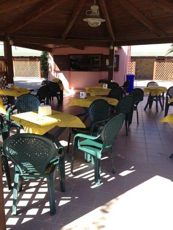 Hotel Mezzaluna : bar