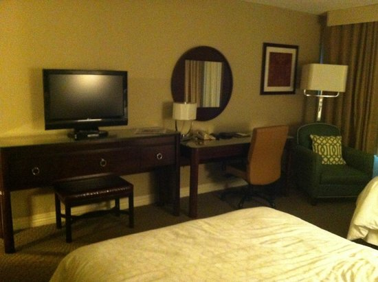 Double Beds W Night Table Between Picture Of Sheraton