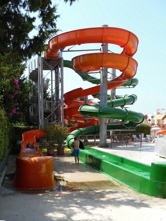 Electra Holiday Village: Waterpark