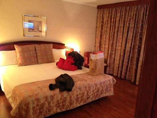 Hotel President : Chambre double