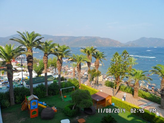 Ideal Prime Beach : view from room