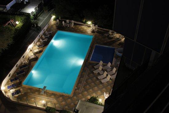 Hotel Mexico : piscine