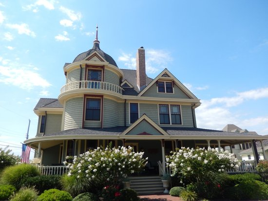 "The beautiful ""Williams Cottage Inn"""
