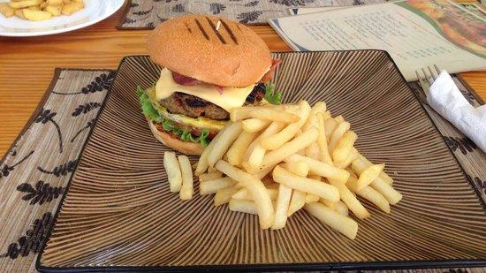 Big Citi Grill : EMI bol burger ;)