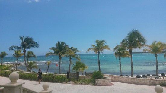 Barcelo Maya Palace: Bella playa
