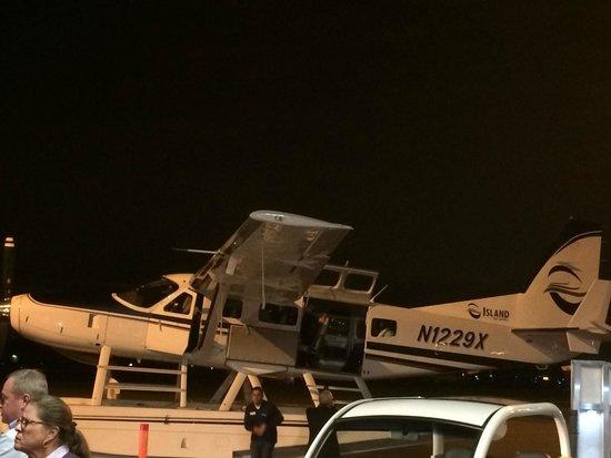 Desert Splash Adventures: The plane