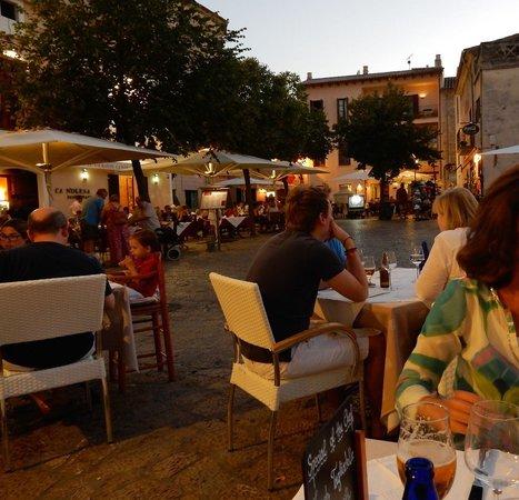Restaurant il Giardino : Pollenca - mitten im Ort