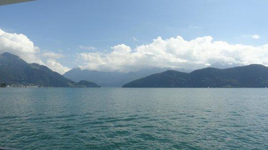 Rigi: lake lucerne
