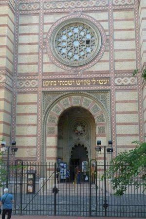 Große Synagoge (Nagy zsinagóga): Synagoge